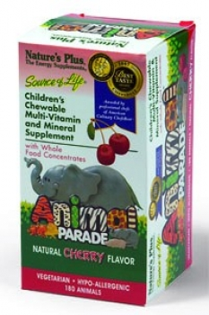 Animal Parade Kirsche, 180 Tab.