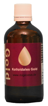 Kolloidales Gold (100 ml)