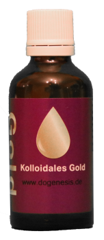 Kolloidales Gold (50 ml)