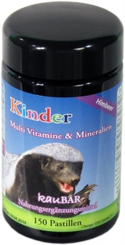 Kinder Multivitamin & Mineral, 150 Past.