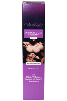 Intimate Gel Lubricant for men, 100ml