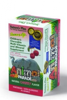 Animal Parade Kirsche, 90 Tab.