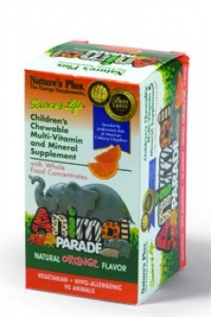 Animal Parade Orange, 90 Tab.